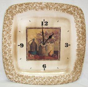 """Настенные часы """"Натюрморт"""""""