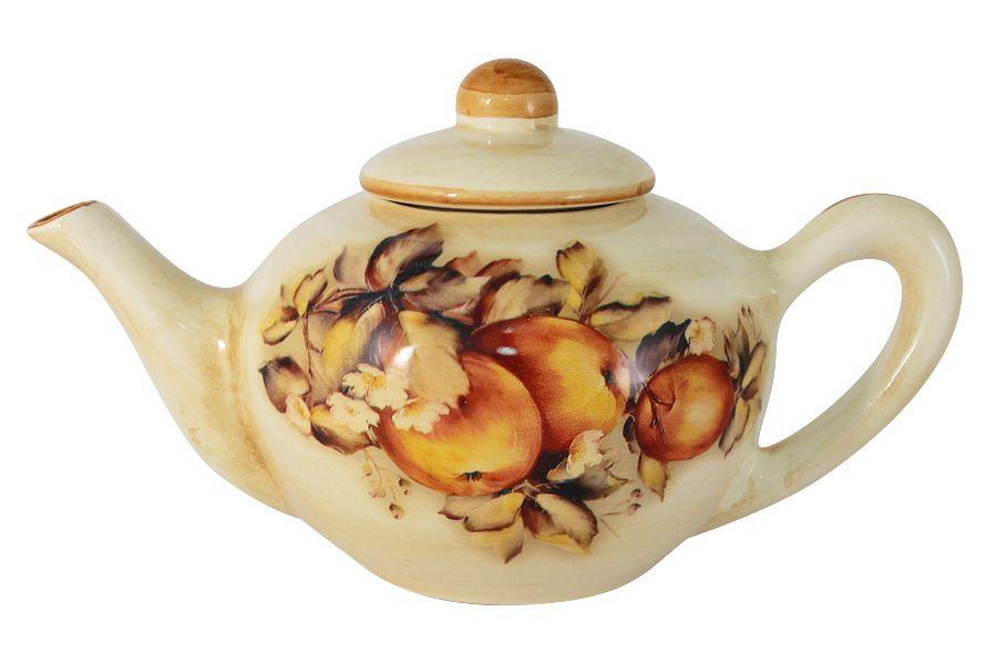 """Чайник """"Зимние яблоки"""", 0.65 л"""