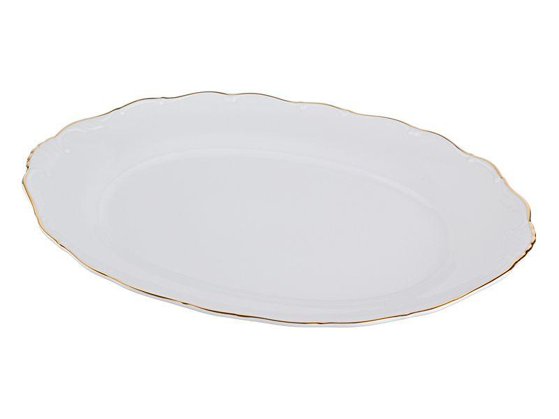 """Блюдо овальное """"Офелия 662"""", 40х28 см."""