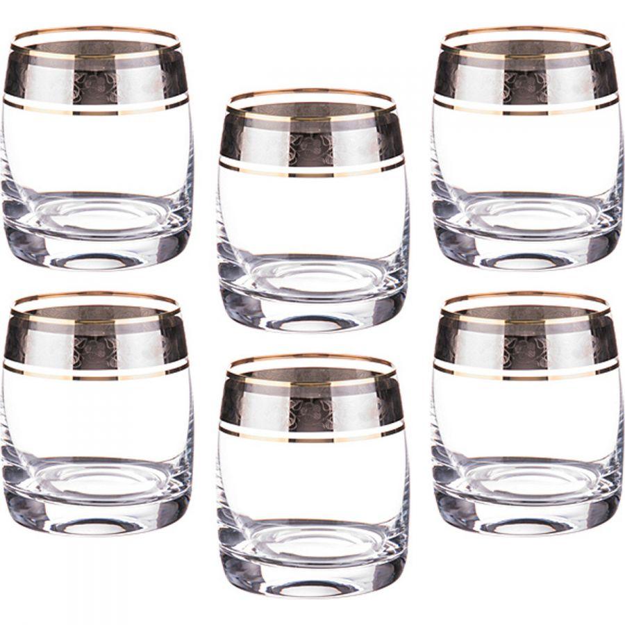 """Набор стаканов """"Идеал"""" 290 мл, h=9 см, 6 шт."""
