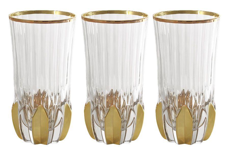 """Набор: 6 стаканов для воды """"Адажио"""", 0.35 л"""