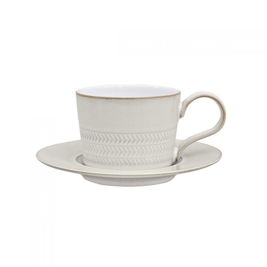 "Чайная чашка ""Натуральный холст"" 250 мл"